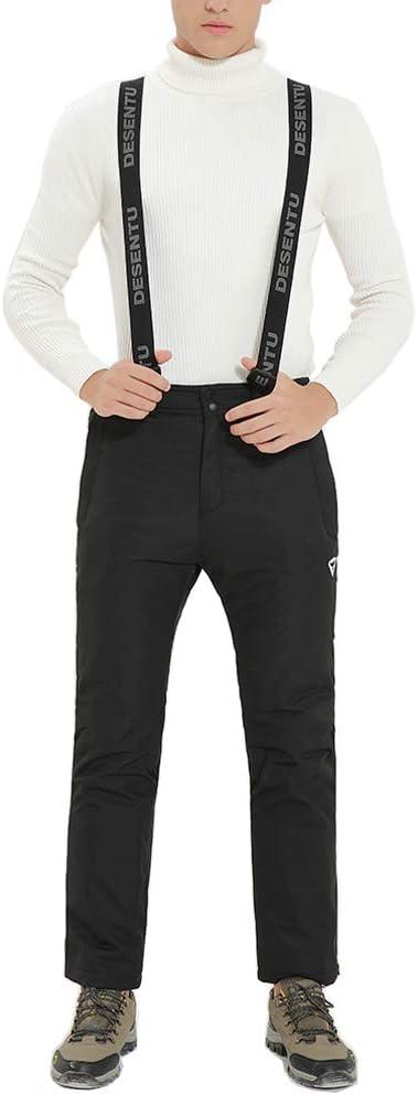 Ideal Esqu/í Ropa para Esquiar Maifly Pantal/ón de esqu/í Snowboard Pantalones Pantalones para la Nieve con Cintura Ajustable y extra/íbles