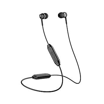 Sennheiser CX 150BT - Auriculares Wireless con collar, color negro ...