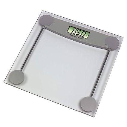 Xavax 00113950 Melissa - Báscula digital, transparente
