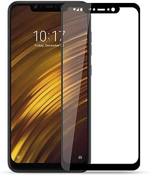 Xiaomi Pocophone F1 Protector de Pantalla [9H Dureza][Cobertura ...