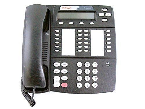 (AVAYA 4624 IP Office Phone Black 4624D01A-003)