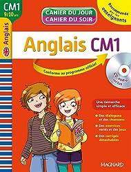 Anglais CM1 (1CD audio)