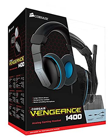 a816d1e5311 Amazon.com: Corsair Vengeance 2100 Wireless Dolby 7.1 Gaming Headset  (V2100): Computers & Accessories