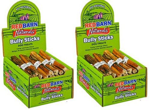 Red Barn 7 inch Bully Sticks 70 ct (2x35 ct case) by REDBARN