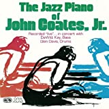 John Coates Jr - The Jazz Piano Of John Coates.Jr. [Japan LTD Mini LP CD] MZCS-1284 by John Coates Jr