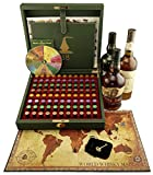 Master Whisky Aroma Kit - 88 whisky aromas (board game and whisky aroma wheel included)