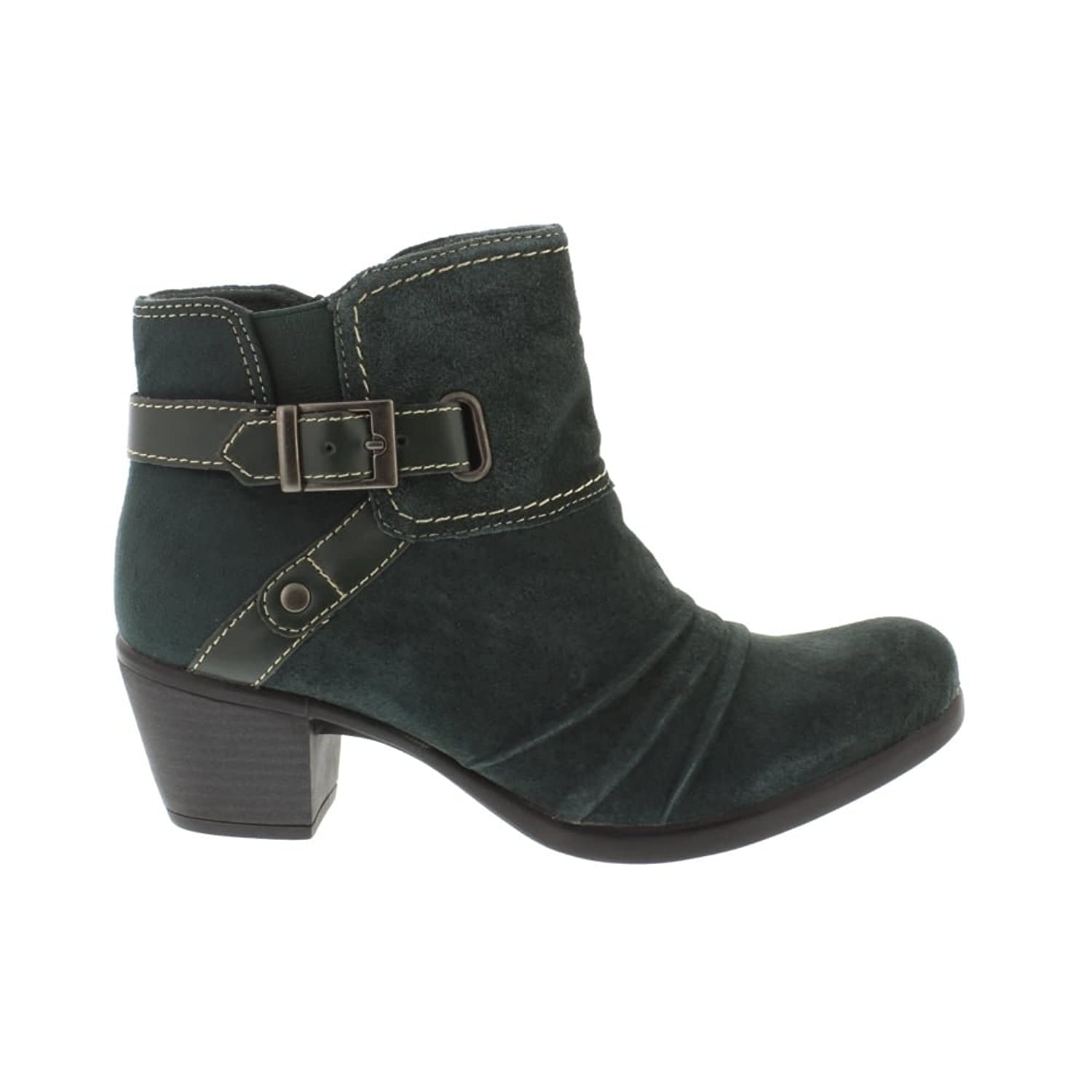 Amazon.com | Earth Spirit Butte - Jungle Green (Suede) Womens Boots | Boots