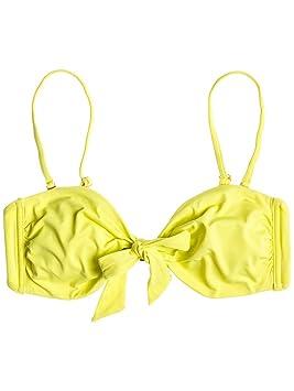 328b7973929cb Bikini Roxy Girls Just Wanna Have Fun Bandeau Bikini Top  Roxy ...