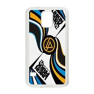 linkin park band logo poster Hard Plastic phone Case for Samsung Galaxy S5 I9600 ART110365