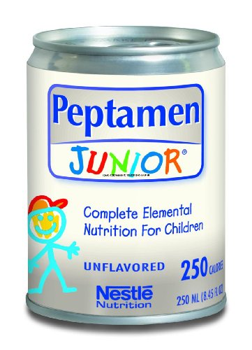 - NESTLE NUTRITIONAL PEPTAMEN JUNIOR, Strawberry, Case: 24