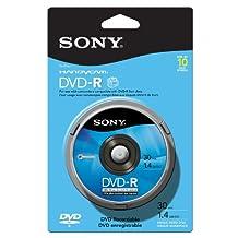 DVD-R (8cm) - 1.4 Gb ( 30min ) - Blister - Storage Media