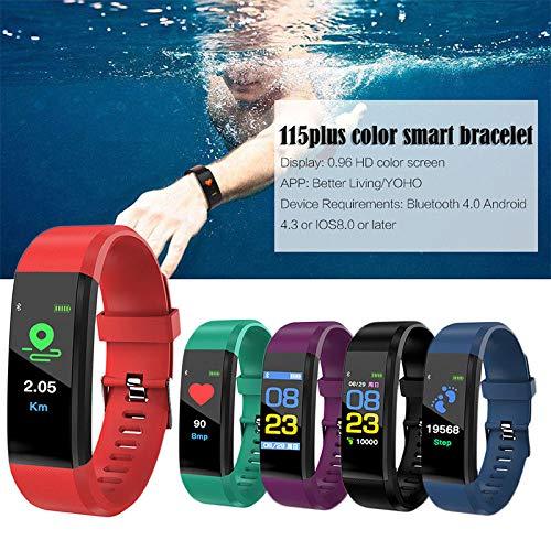 bluetooth smart watch heart rate