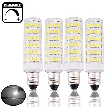 Bonlux 6w dimmable e11 led light bulb 45w halogen bulbs equivalent bonlux 6w dimmable e11 led light bulb 45w halogen bulbs equivalent mini candelabra e11 base daylight mozeypictures Choice Image