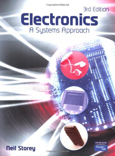 Electronics: A Systems Approach (3rd Edition)