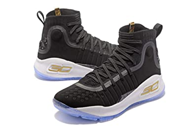 Amazon Com Hbwfeng Unisex Basketball Shoes Curry 4 Training Shoes