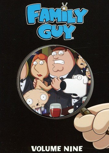 - Family Guy, Volume Nine