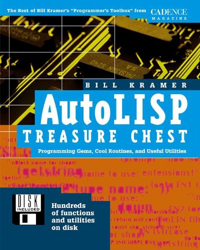 Autolisp Treasure Chest (Book and 3.5-inch diskette) by Brand: Focal Press