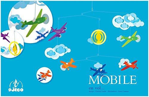 kids airplane mobile - 8