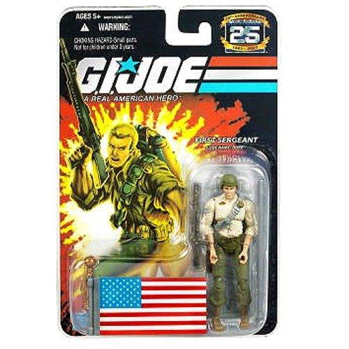 Hasbro G.I. Joe First Sergeant - Codename: