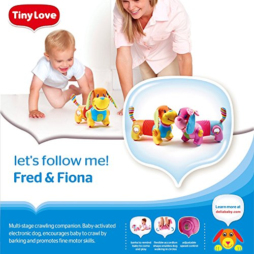 516sQtKGdFL - Tiny Love Baby Toy, Follow Me Fiona