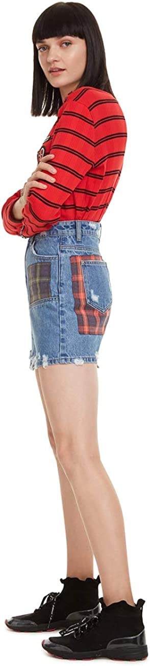 Desigual Skirt Comic Jupe Femme