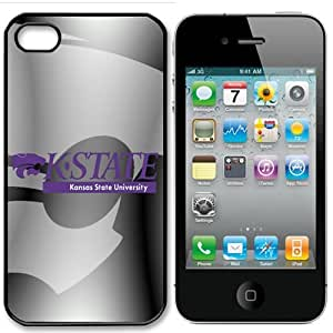 NCAA Kansas State Wildcats Iphone 5 Case Cover