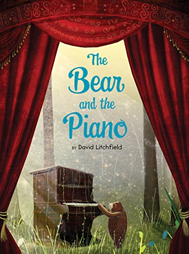 Image result for the bear and the piano