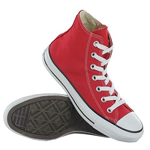 Red Unisex Converse Ctas Core Adulto Hi Sneaker BnSvpq