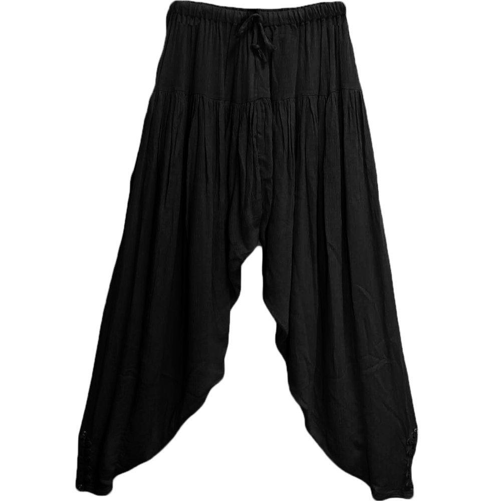 Indian Bohemian Alibaba Gypsy Hippie Yoga Cotton Blend Harem Pants One Size