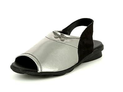info for b0ac4 97ab8 Arche Dajac Dajac Silver Damen Sandale & Pantolette in M Gr ...