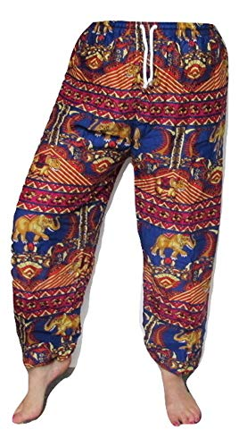 Deer Pantaloni Blue No Eye Donna Multi E5xxAqI