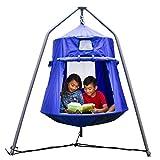 Sportspower Blupod Hanging Tent, Blue, Child