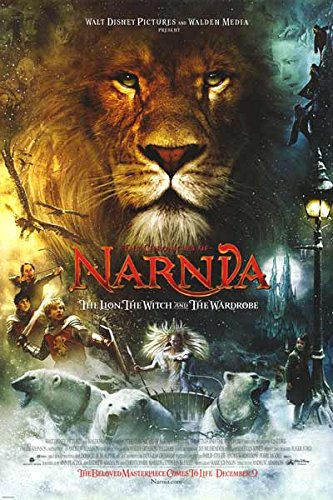 "Chronicles Of Narnia: The Lion, The Witch And The Wardrobe - Authentic Original 27"" x 40"" Movie Poster"