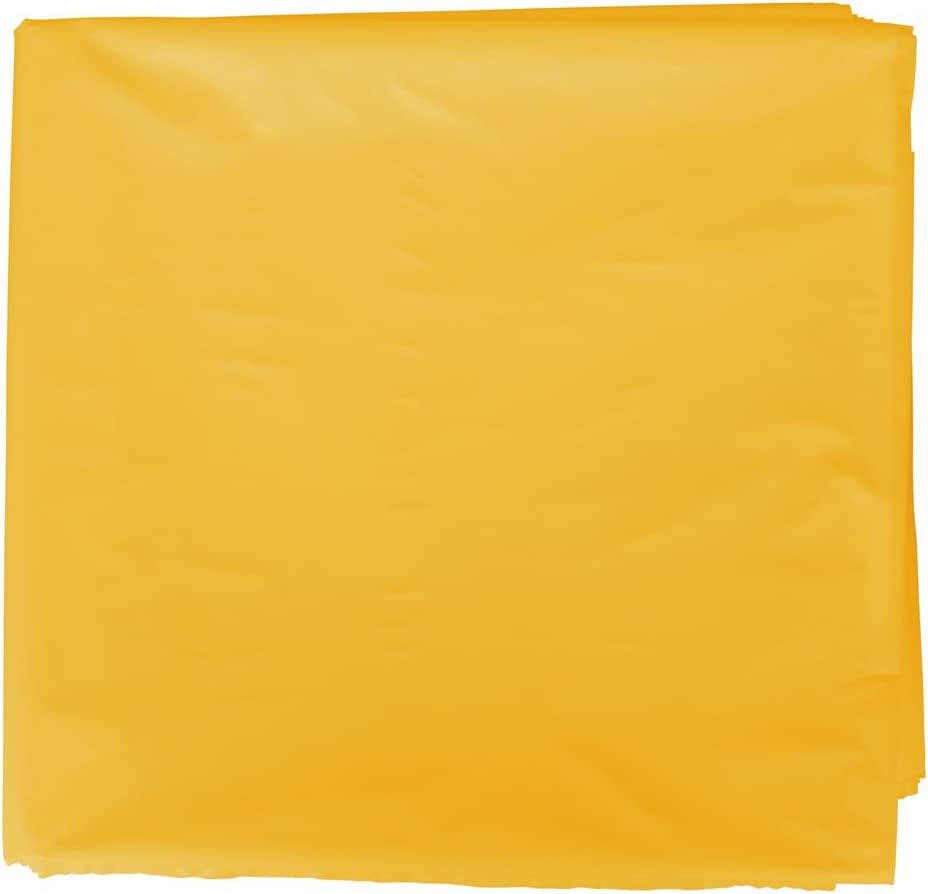 Fixo Kids 72260. Pack de 25 bolsas disfraz, 56 x 70 cm, color amarillo