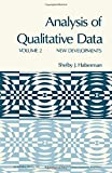 img - for Analysis of Qualitative Data, Volume 2: New Developments (The Analysis of Qualitative Data Series) by Shelby J. Haberman (1979-11-11) book / textbook / text book