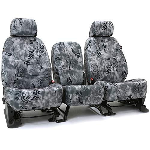 Coverking CSCKT16DG9574 Tailored Seat Covers Neosupreme Kryptek Camo Raid Solid for 2013-2019 Dodge Truck Ram 250,350,2500,3500 Full