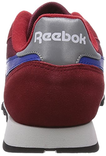Red Classic Clean Homme Reebok Sport Chaussures Baskets 8TRYwvwq