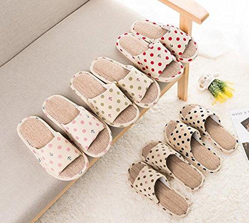 Point A Décoration Design Pantoufle Confortable Wave Chaussures Tongs 38 SHANGXIAN Sandales Pantoufle B De Des 39 Ménage An8qp0