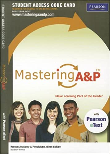 MasteringA&P with Pearson eText - Standalone Access Card - for Human ...