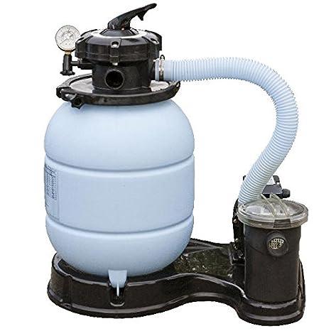 Gre FS300 - Filtro de arena 4m3/h, con bomba de 0,24 CV