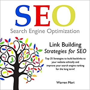 Link Building Strategies for SEO Audiobook