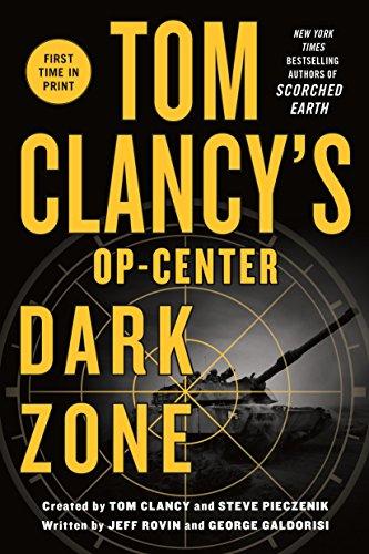 Book Cover: Tom Clancy's Op-Center: Dark Zone