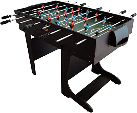 BCE RILEY 12-en-1 Mesa Multijuegos Plegable 1,20 m: Amazon.es ...