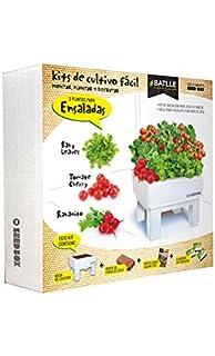 Huerto Urbano - Seed Box Picante - Batlle: Amazon.es: Jardín