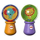 Fisher Price Maracas de Animalitos