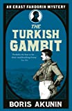 Front cover for the book The Turkish Gambit by Boris Akunin