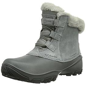 Columbia Women's Sierra Summette Shorty Winter Boot