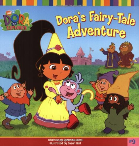Dora's Fairy-Tale Adventure (Dora the Explorer #9)
