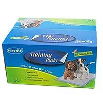 Favorita Toallitas de entrenamiento para mascotas