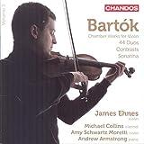 Bartok: Chamber Works for Violin, Vol. 3